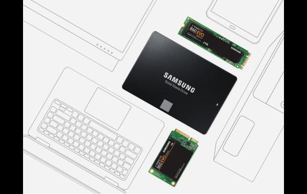 Supersnel met SSD opslag