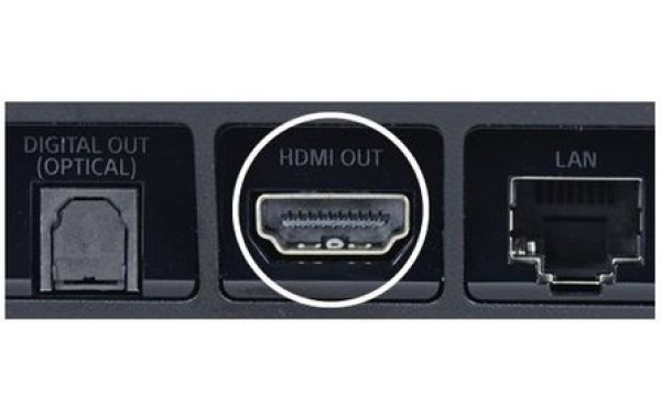 Playstation HDMI reparatie