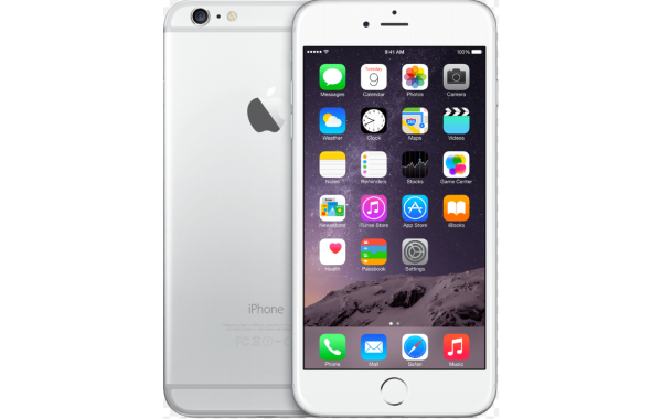 iPhone 6S 128GB wit/zilver